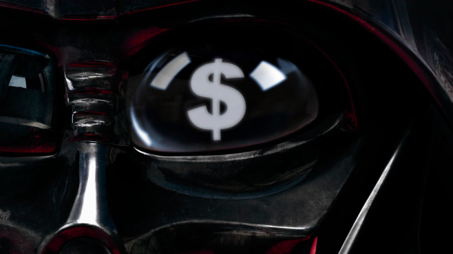 """Mikrotransaktionen: Wer bezahlt am Ende? Der Sündenfall: Seit dem Start von """"Star Wars – Battlefront 2"""" kocht die Debatte über Mikrotransaktionen in Spielen über.©eA, Disney"""