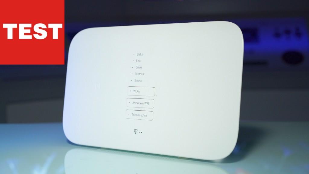 Telekom Speedport Smart Der Neue Router Im Test Computer Bild