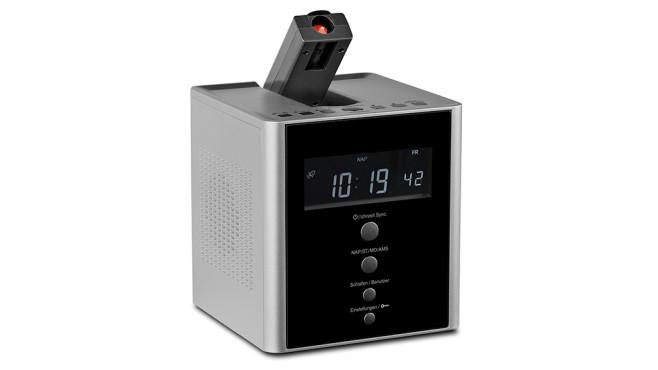 Medion Life E66395: Uhrenradio mit Projektor bei Aldi©ALDI SÜD
