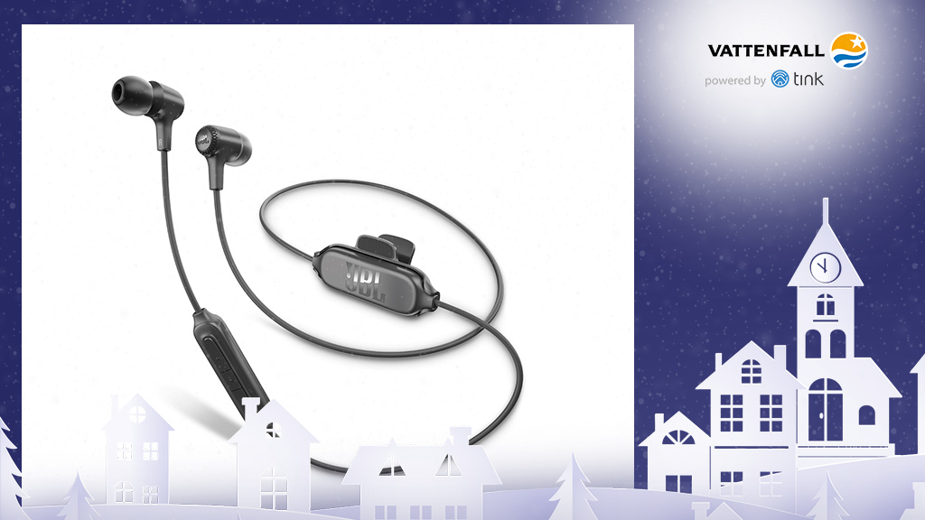 Gewinnen Sie In-Ear-Kopfhörer von JBL. ©JBL, ©istock/thanaphiphat