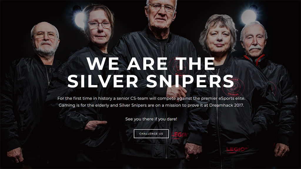 The Silver Snipers