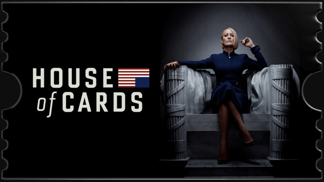 "House of Cards – Staffel 6: Ein neuer Trailer verrät mehr In der sechsten und finalen Staffel von ""House of Cards"" stirbt Frank Underwood (gespielt von Kevin Spacey). © Netflix, Sky Ticket"