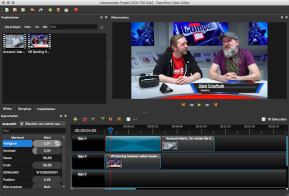 OpenShot Video Editor (Mac)