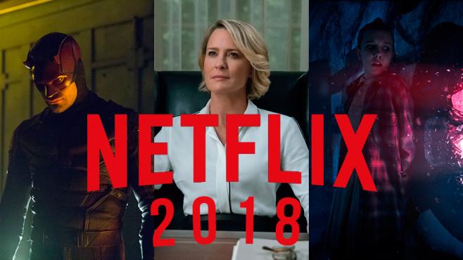 Netflix Originals Serien-Highlights 2018©Netflix