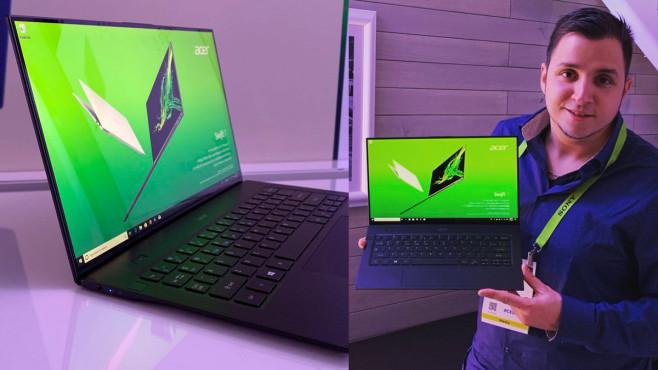 Acer Swift 7 ©COMPUTER BILD