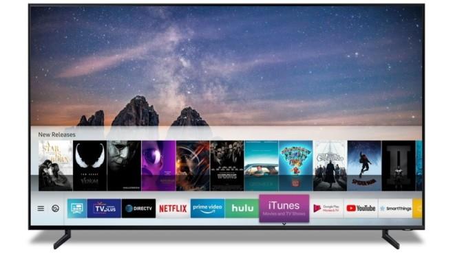 Apple bringt Filme und Serien auf Samsung-Fernseher ©Apple, Samsung