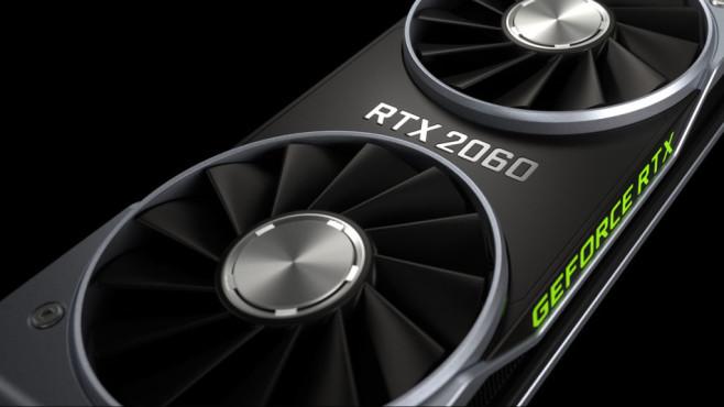 Geforce RTX 2060 ©Nvidia, COMPUTER BILD