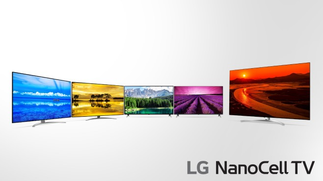 LG NanoCell TV ©LG