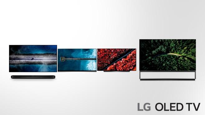 LG OLED TV-Serie 2019 ©LG