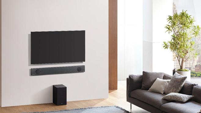 LG SL9 Soundbar ©LG Electronics
