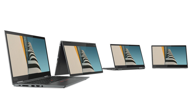 Lenovo ThinkPad X1 Yoga ©Lenovo