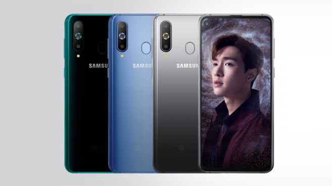 Samsung Galaxy A8 ©Samsung