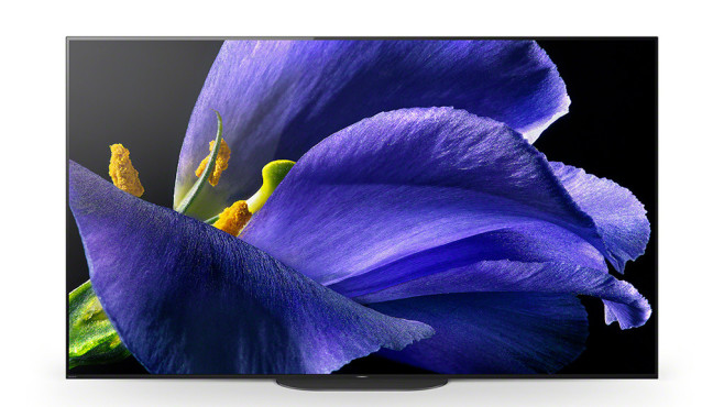 Sony OLED-TV-Modelle 2019 ©Sony