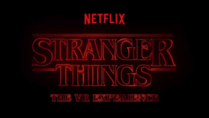 Stranger Things VR-Experience©Sony