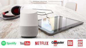 ©Spectral-Design - Fotolia.com, Google, Spotify, YouTube, Netflix, COMPUTER BILD, BILD, AUTO BILD