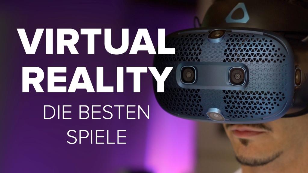 Virtual-Reality-Spiel Mit Neva