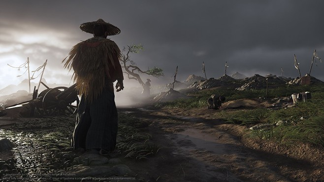 Ghost of Tsushima © Sony