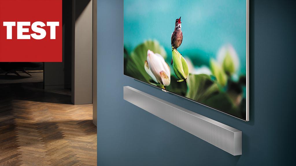 Samsung HW-NW700 Sound+: Soundbar im Test
