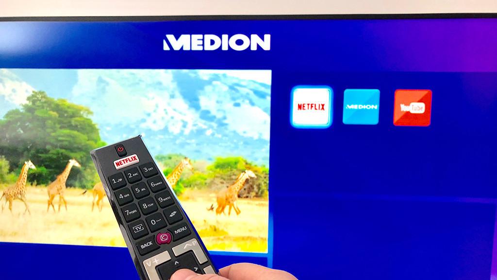 Medion Mediathek Netflix