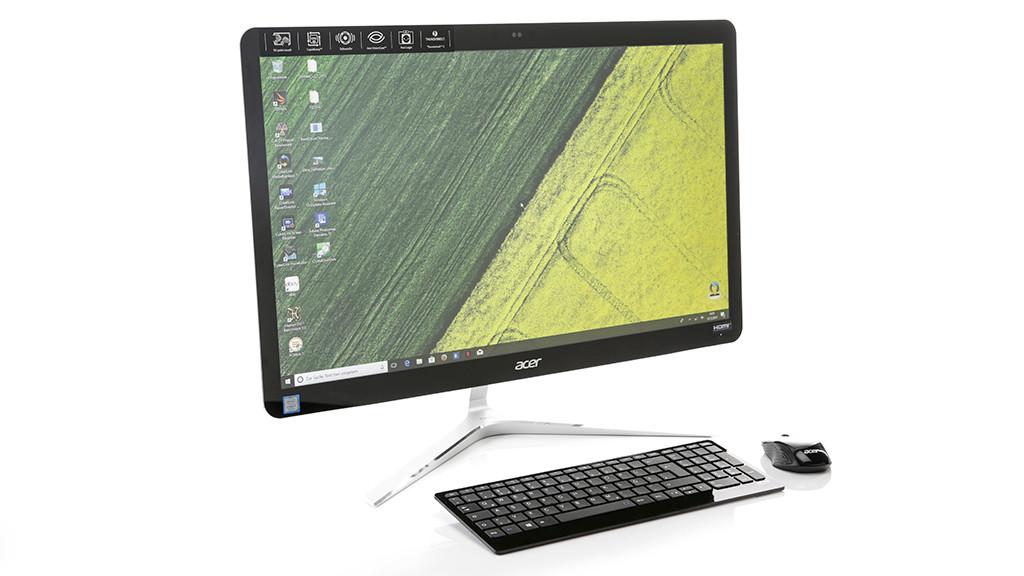 Acer Aspire U27-880 im Test©ACER
