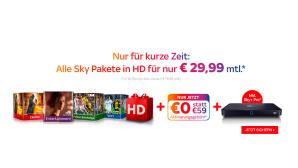 Sky-Angebot Komplett-Paket©Sky/Screenshot