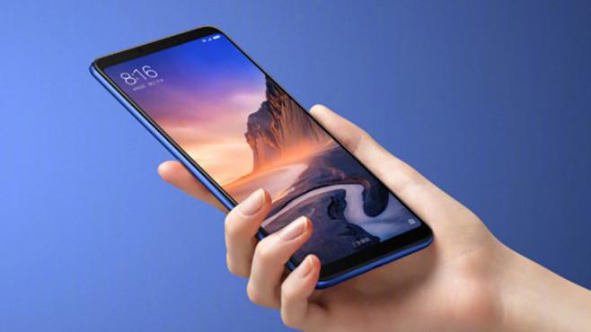Xiaomi Mi Max 3©Weibo / Xiaomi