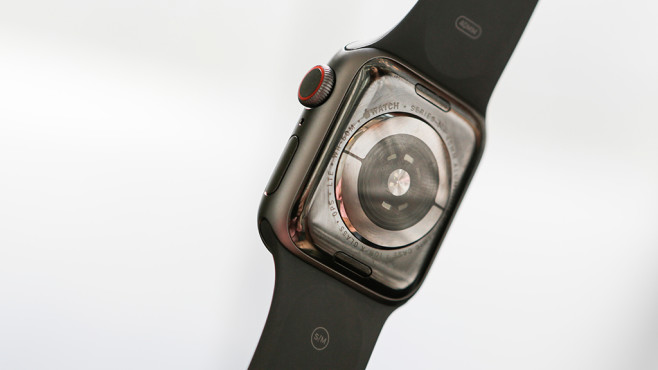 Apple Watch: Display © COMPUTER BILD