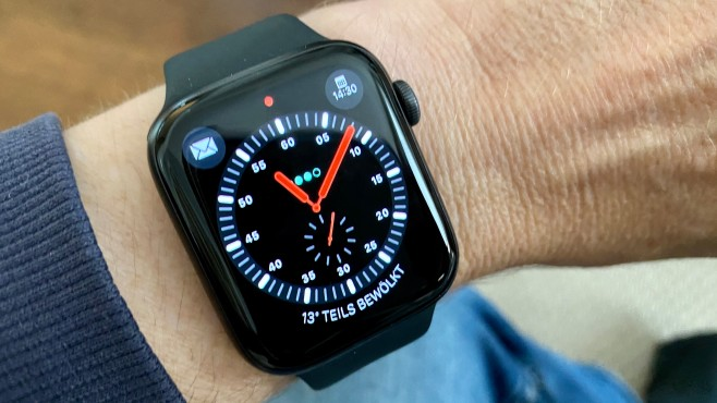 Apple Watch 5 mit LTE © COMPUTER BILD