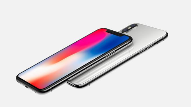 Apple iPhone X©Apple
