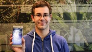 Sony Xperia XA2: Praxis-Test©COMPUTER BILD