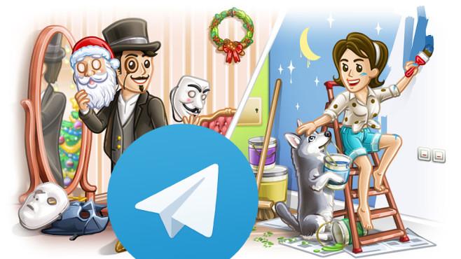 Telegram Mehrere Konten Jetzt Auch Unter Ios Computer Bild