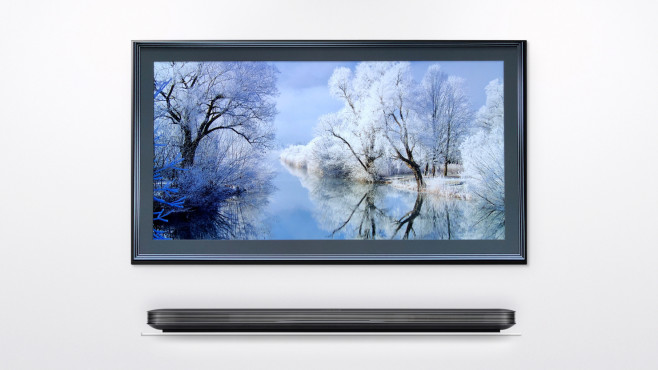 LG OLED 65W8 Galerie©LG Electronics, COMPUTER BILD