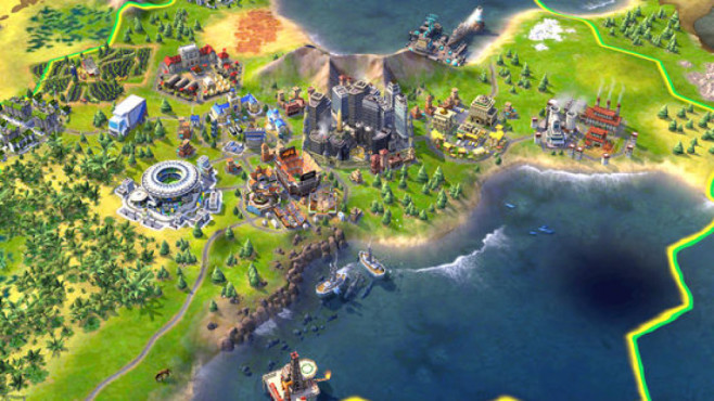 """Civilization 6 für iPad: Spiel für 60 Euro! Für 60 Euro gibt es die für das iPad optimierte Version von """"Civilization 6"""".©2K Games"""