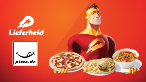Studenten-Rabatt bei pizza.de©Delivery Hero, Lieferheld, pizza.de