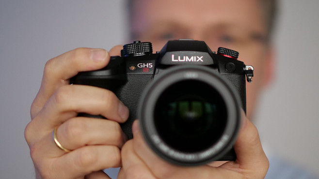 Panasonic Lumix GH5S©COMPUTER BILD