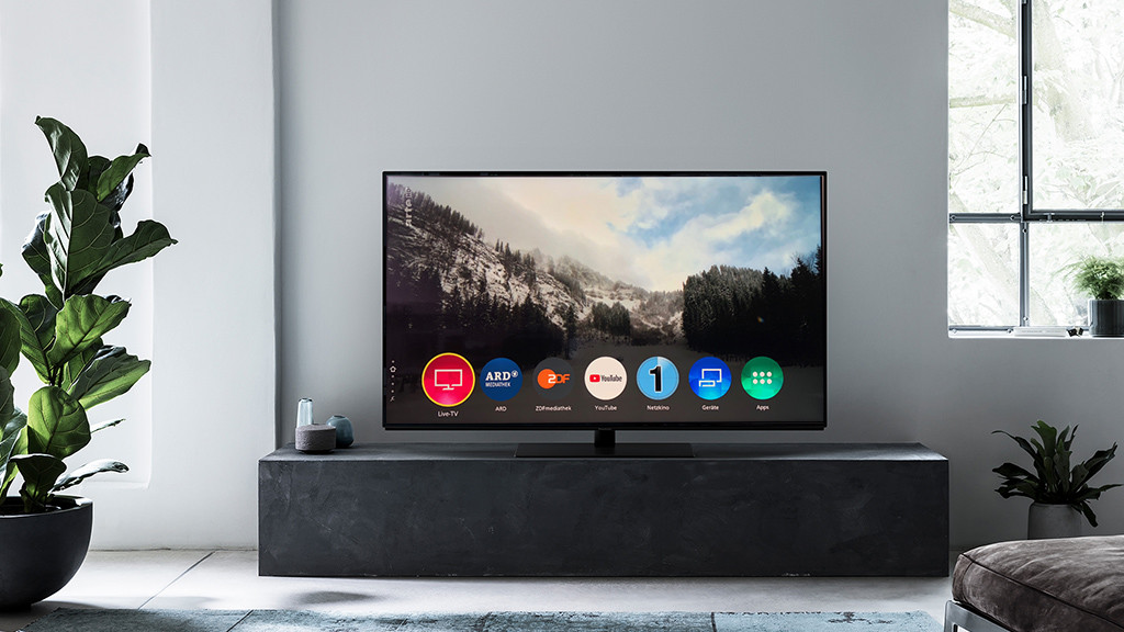 panasonic fzw804 oled fernseher im test audio video. Black Bedroom Furniture Sets. Home Design Ideas