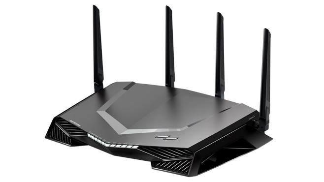 Netgear Nighthawk Pro Gaming WiFi Router XR500©NETGEAR