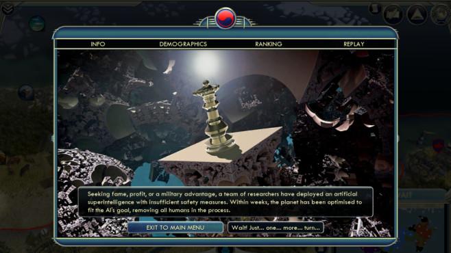 Civilization 5: Mod lässt Sie Super-KI erschaffen©Sha Shapira / Universität Cambridge