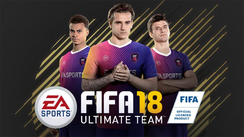 Fifa 18 Ultimate Team Toty Alle Spieler Stehen Fest Computer