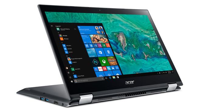 Acer Spin 3 (2018)©Acer