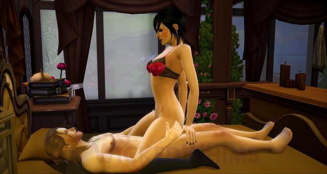 Die besten Nackt-Mods ©WickedWhims