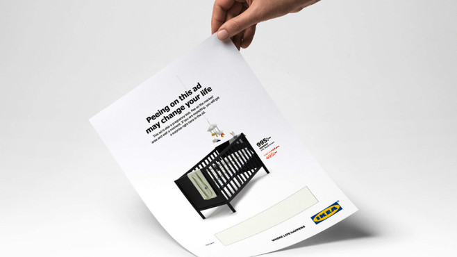 Ikea Werbung©AdWeek.com