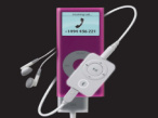 BlueEye: iPod als Telefonanruf-Empf�nger Gear4 BlueEye