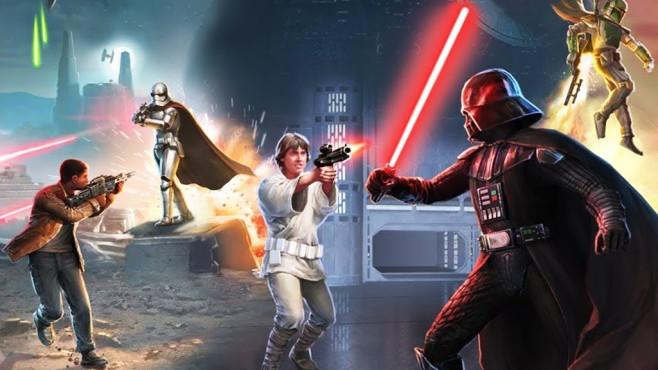 """Star Wars – Rivals: """"Overwatch""""-Klon mit Mikrotransaktionen?©Disney"""