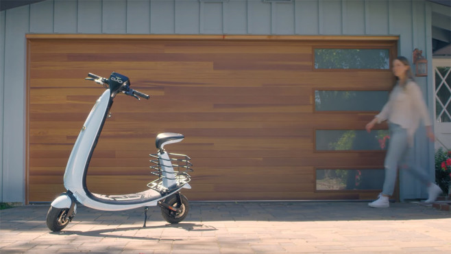 Ford OjO Commuter Scooter©Ojo Electric