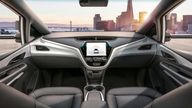 General Motors Cruise AV©General Motors