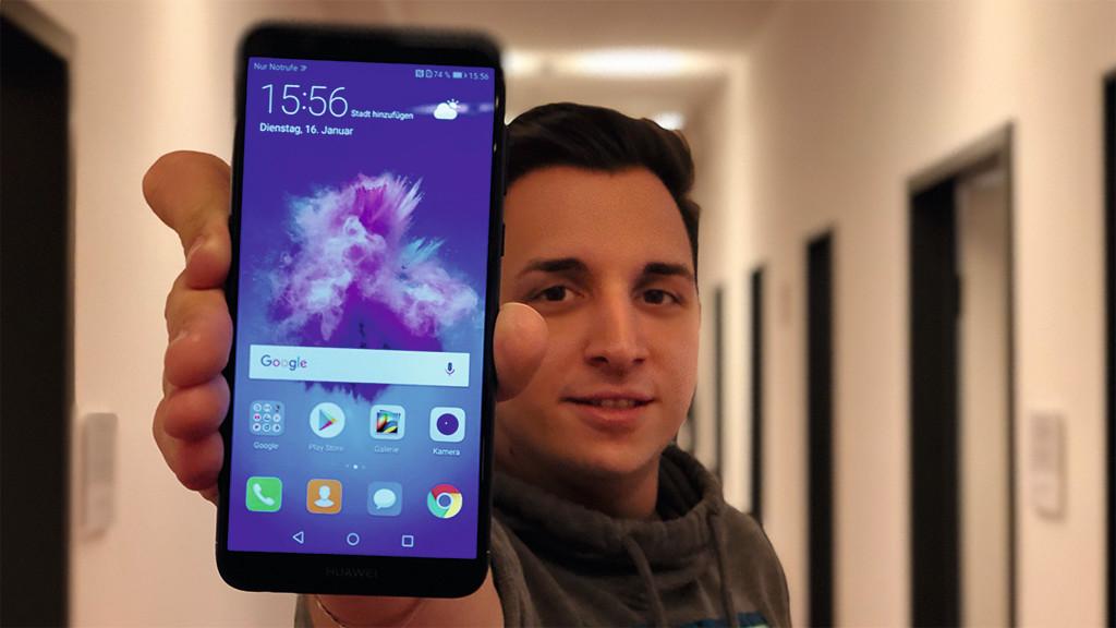 Huawei P Smart: Test, Release, Informationen, Preis