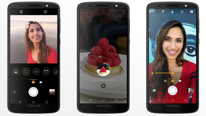 Motorola Moto G6©Motorola
