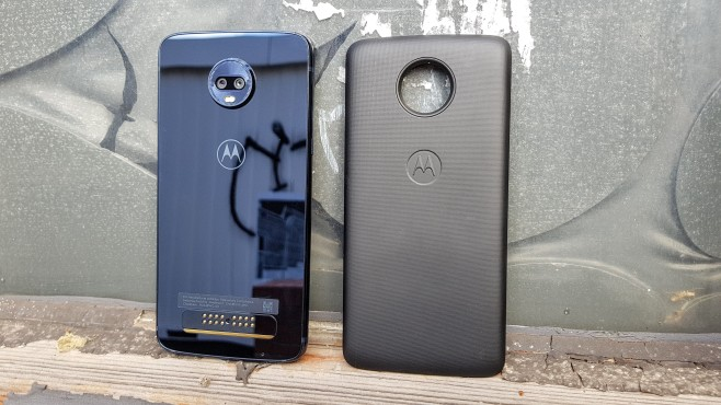 Motorola Moto Z3 Play©COMPUTER BILD/Michael Huch