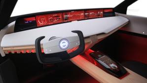 Nissan Xmotion: Fahrzeugstudie©Nissan